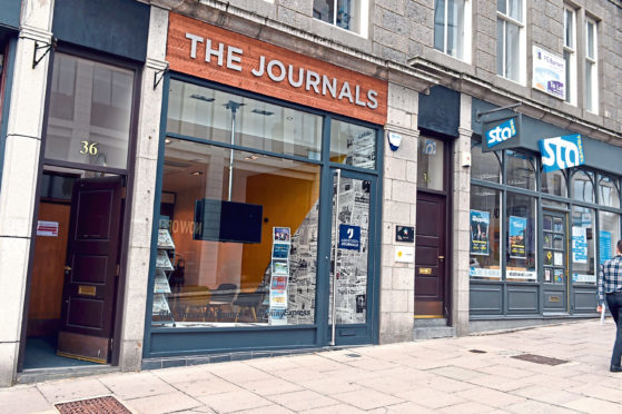 The new shop is on Upperkirkgate