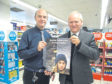 Posters promoting the new Not a Favour campaign have been put in shops such as WH Smith and Sainsbury's