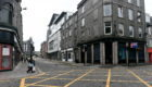 The alleged attack happened on George Street in the early hours of Saturday morning