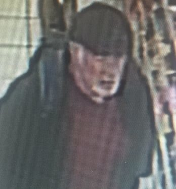 Police Scotland is seeking a man in connection with an indecency offence.