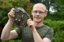Arran Greig, who lost his sporran in the River Dee at a wedding on Saturday has been reunited with it after a fisherman fished it out the River Dee