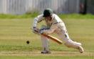 Stoneywood-Dyce batsman Liam Lindsay