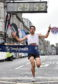 Robbie Simpson winning the Simplyhealth Great Aberdeen Run earlier this year.