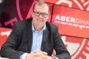 Aberdeen FC's Rob Wicks