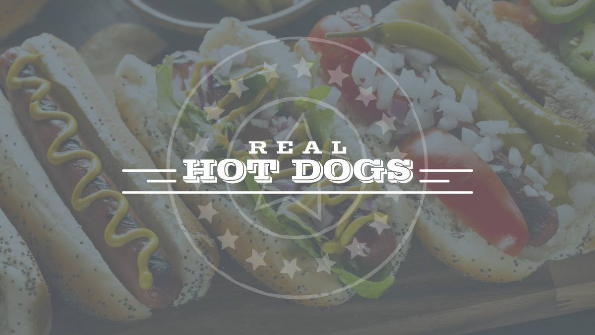 Real Hot Dogs