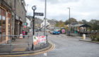 Ellon town centre has benefited from the grant