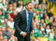 Rangers manager Steven Gerrard at Parkhead.