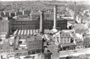 1985: An aerial view of Broadford Works
