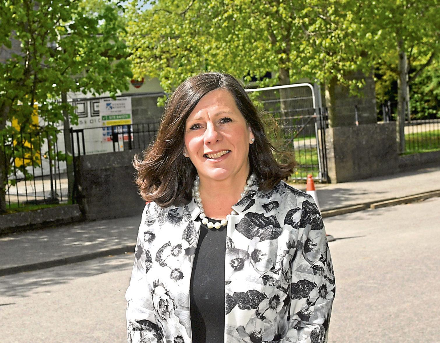 Councillor Jennifer Stewart