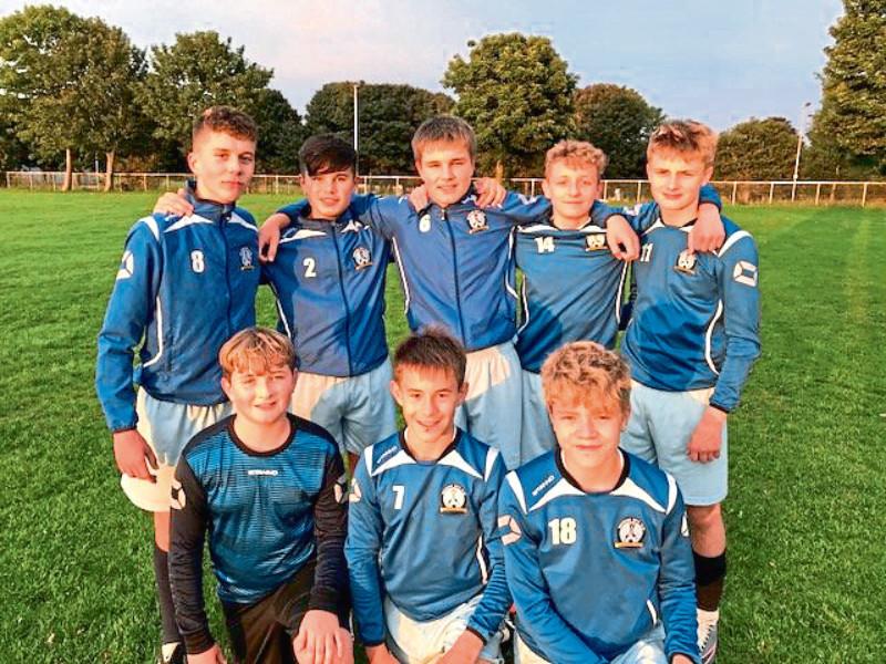 Westdyke Thistle FC Under 14