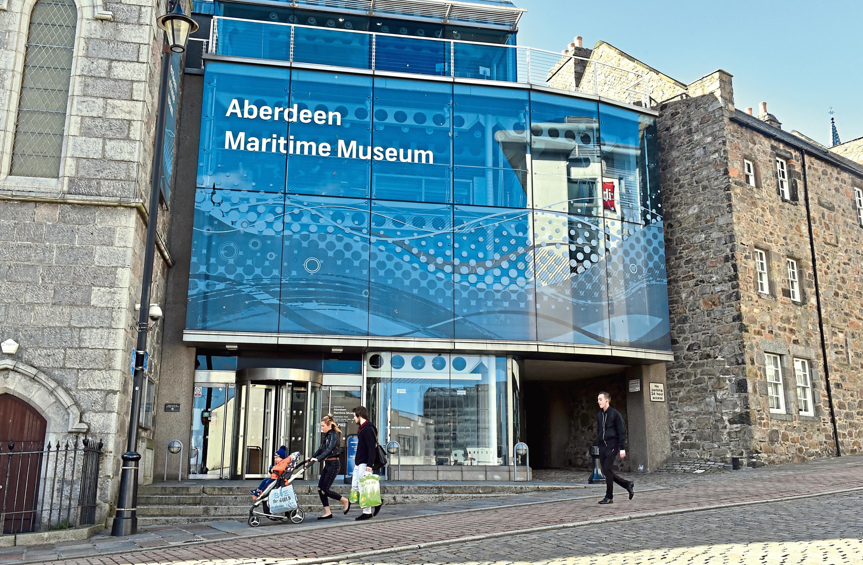 Aberdeen Maritime Museum is offering virtual tours