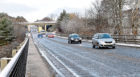 The A96 between Aberdeen and Huntly is set to be dualled