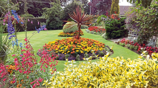 Aberdeen in Bloom, now in its 43rd year, saw almost 100 entrants judged between July 16 and August 3.