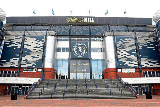Hampden Park can handle two semi-finals in one day, say SPFL bosses