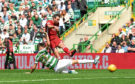 Aberdeen boss Derek McInnes hopes to win over Celtic at Parkhead today.