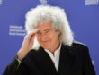 Queen guitarist Brian May
