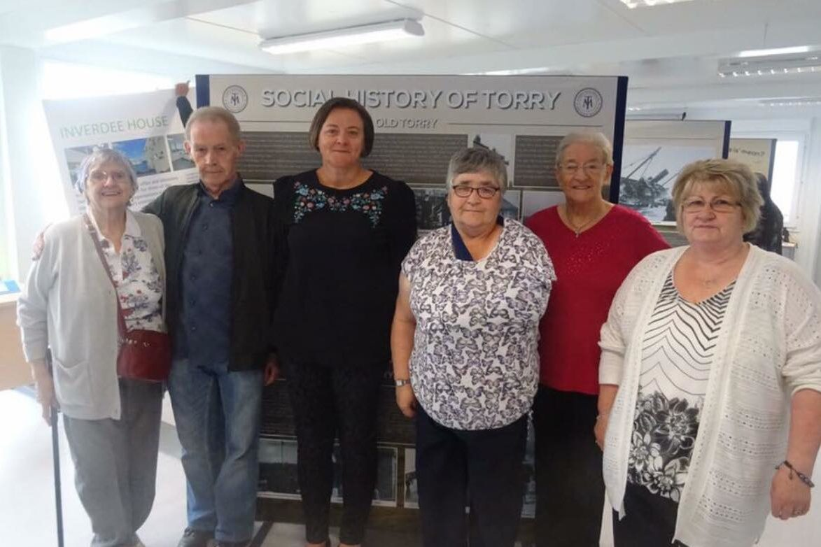 Torry Memories and Heritage Society is in the mix for funds