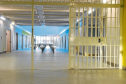 HMP Grampian has improved since 2015 but is still facing issues