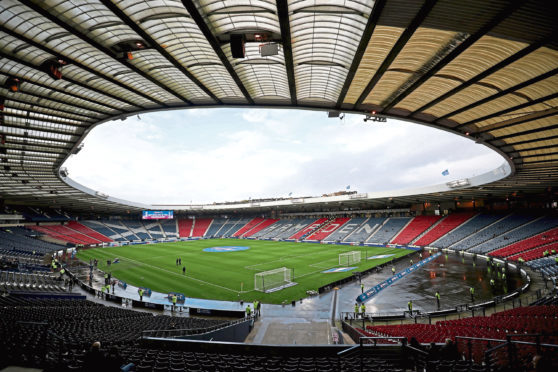 The home of the SPFL, Hampden Park