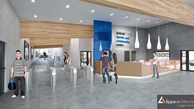How the new Inverurie Community Campus could look
