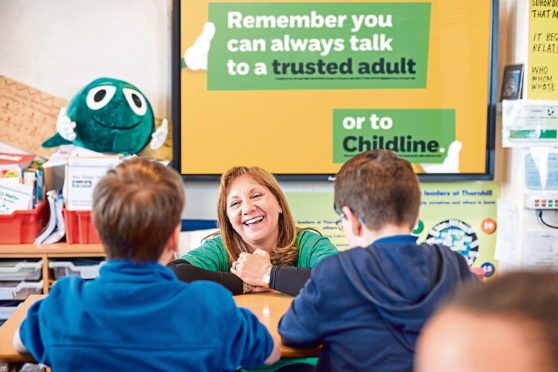 Fundraisers have continued to raise money for the NSPCC during lockdown