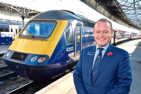 ScotRail is offering free travel to jobseekers attending interviews