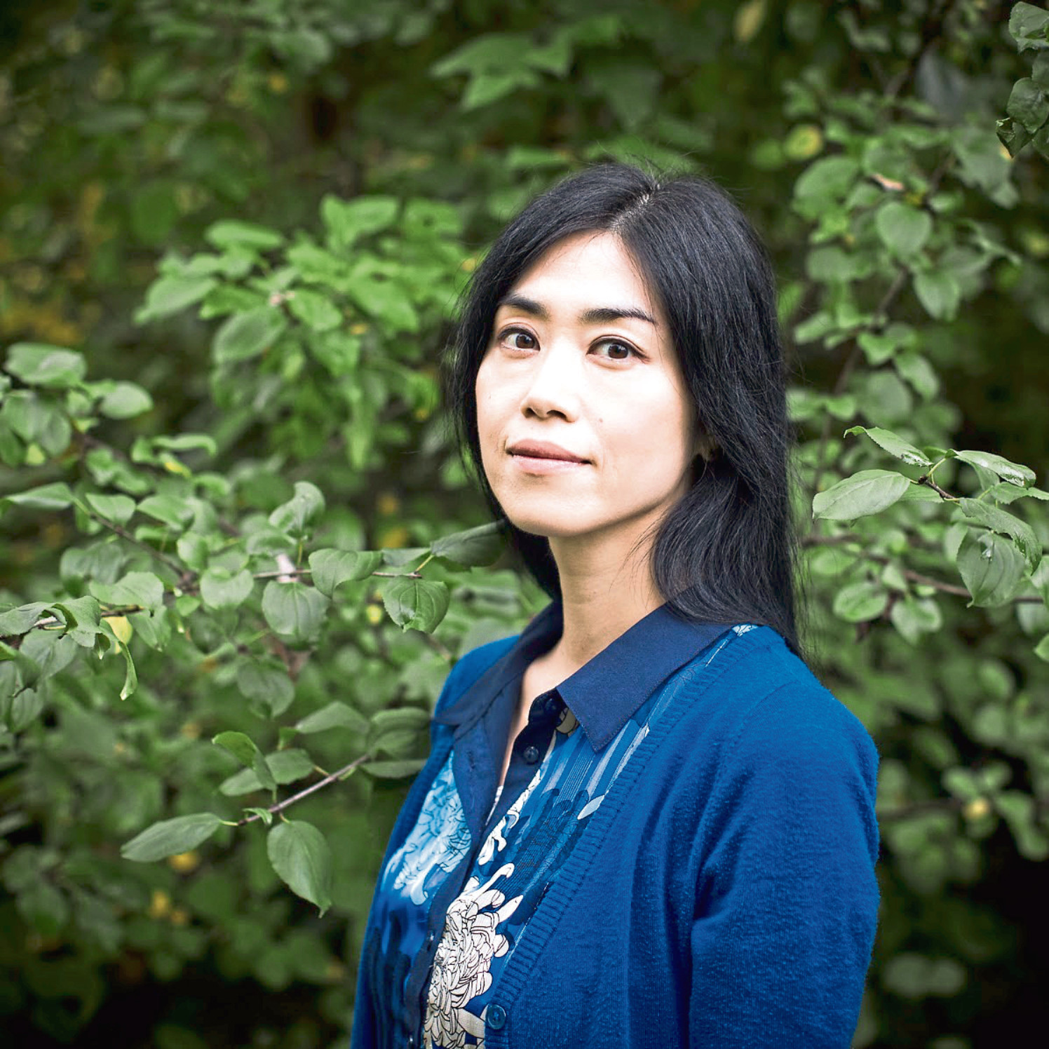 Film-maker and photographer Toko Shiiki