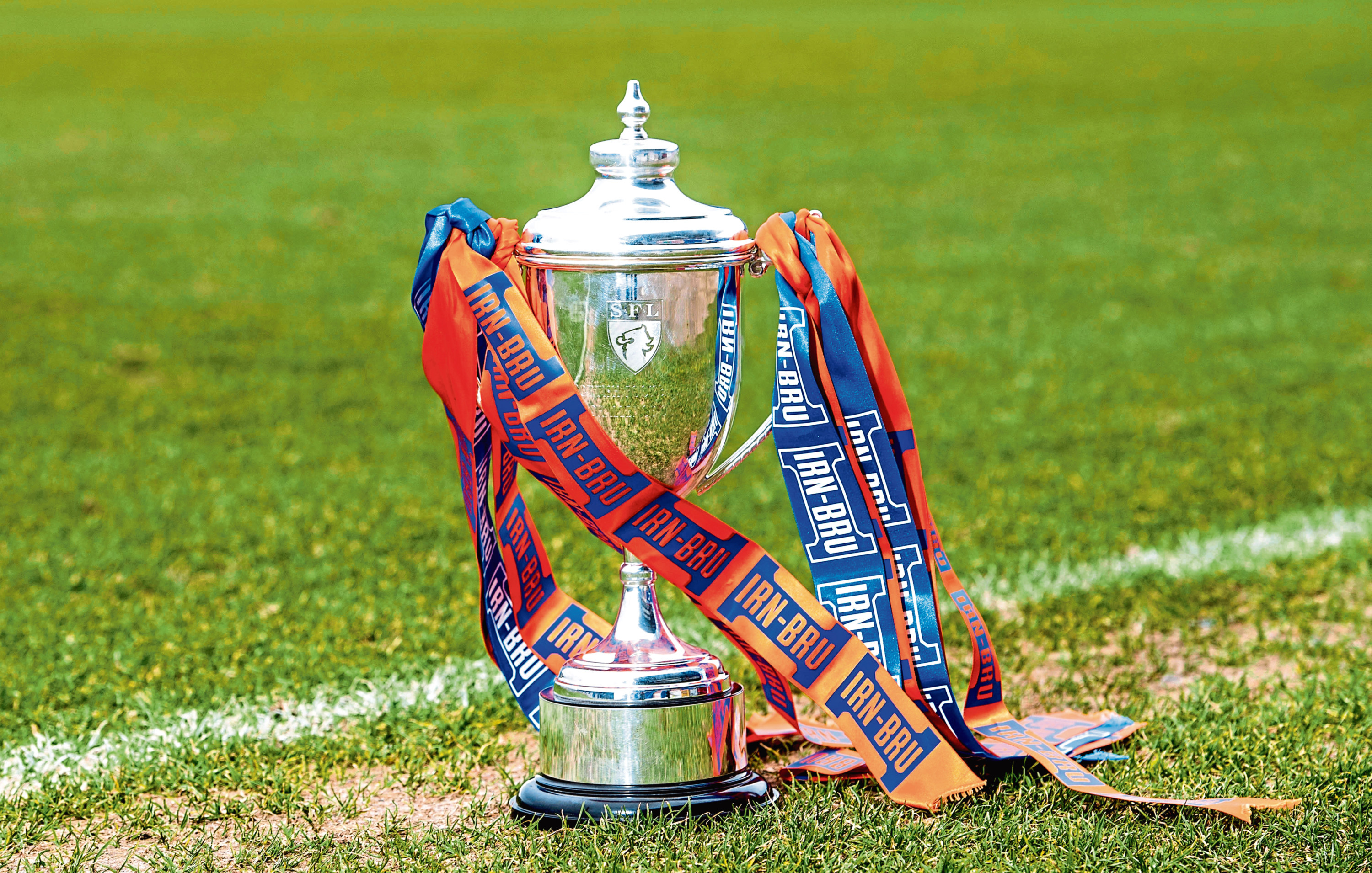 The Challenge Cup trophy