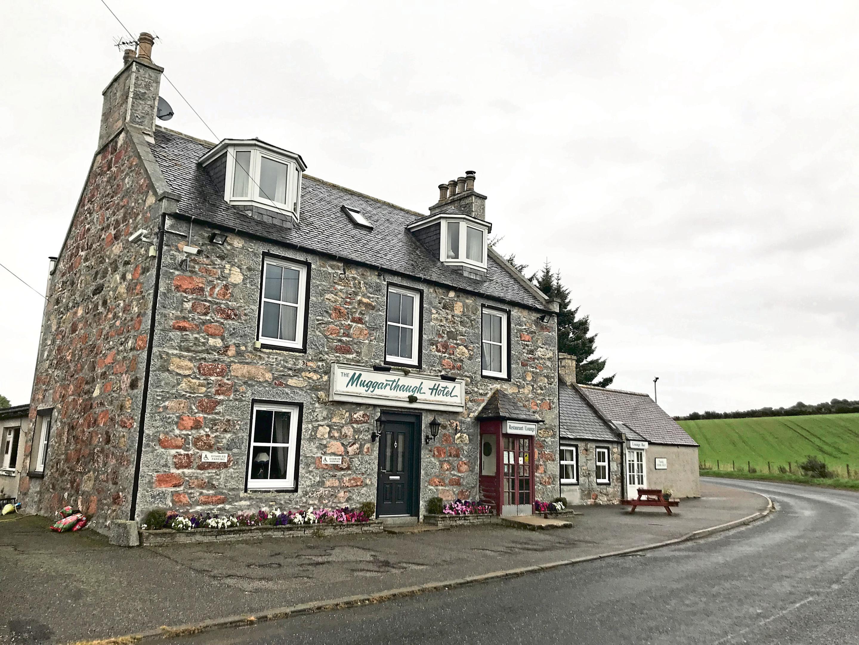Muggarthaugh Hotel, near Muir of Fowlis