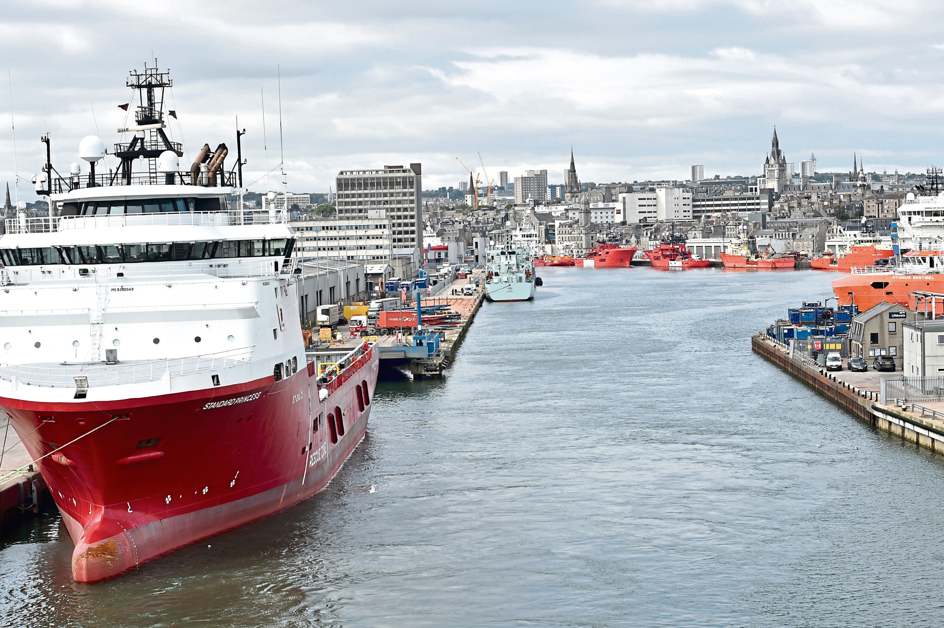 Harbour bosses have issued a safety warning over trespassing