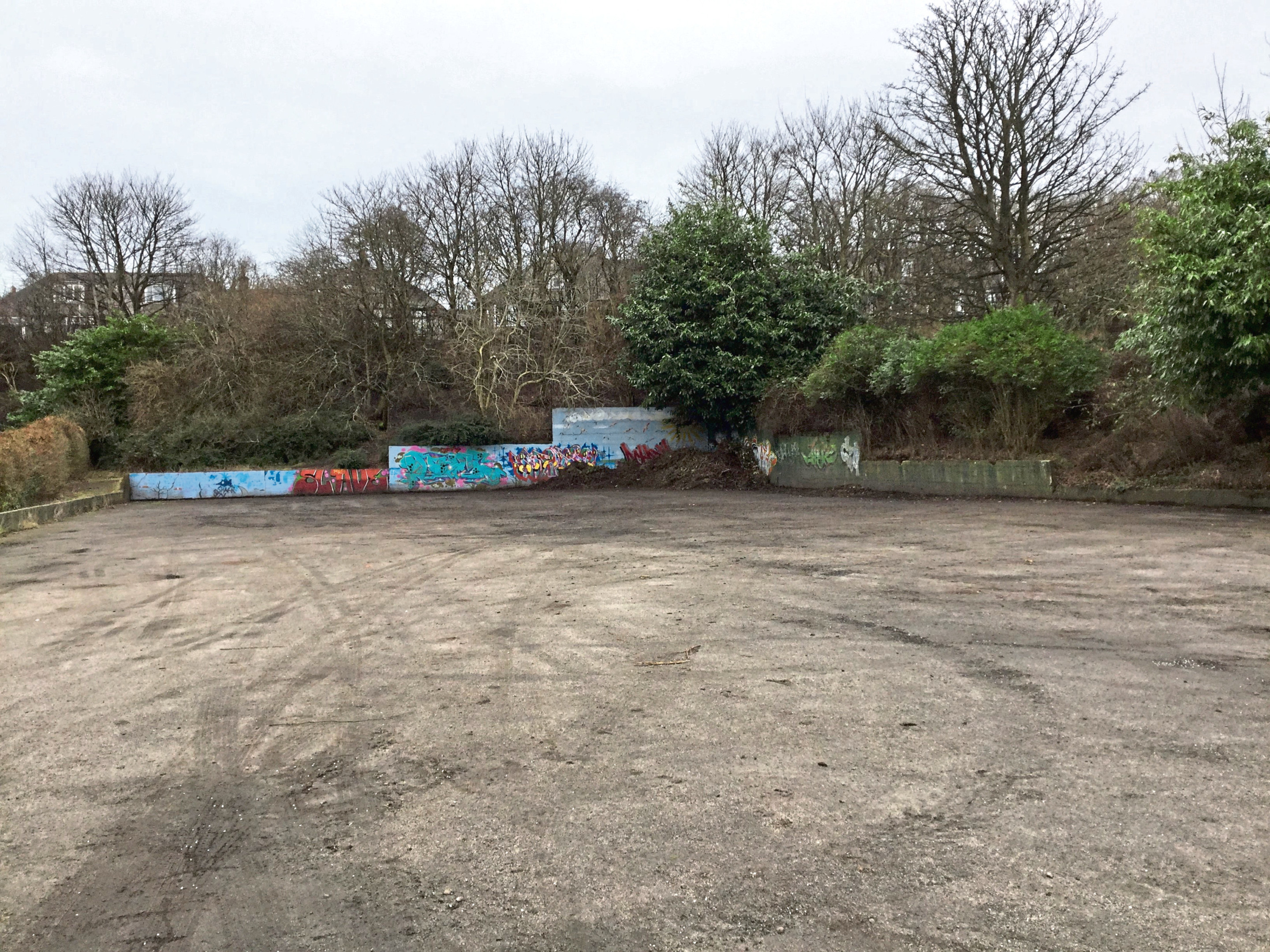 The money will be spent resurfacing Sunnybank Park so it can be used for a host of activities, such as an outdoor gym, football, basketball and pedal go-karting