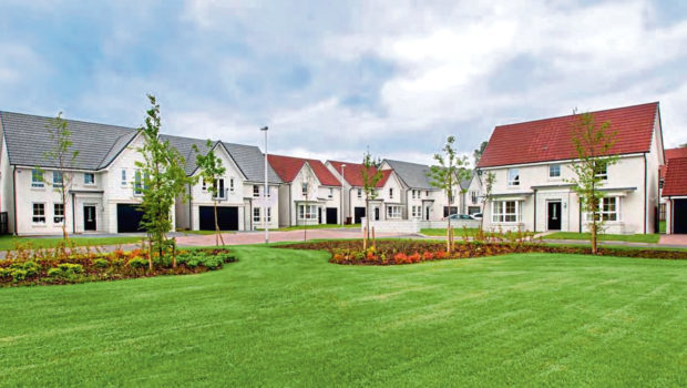 The properties would be built near Park Place in Newtonhill