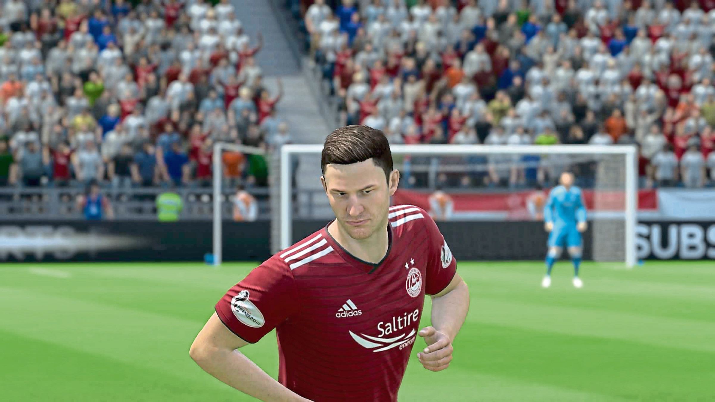 The Dons on Fifa 2019