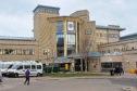 Dr Gray's Hospital in Elgin.