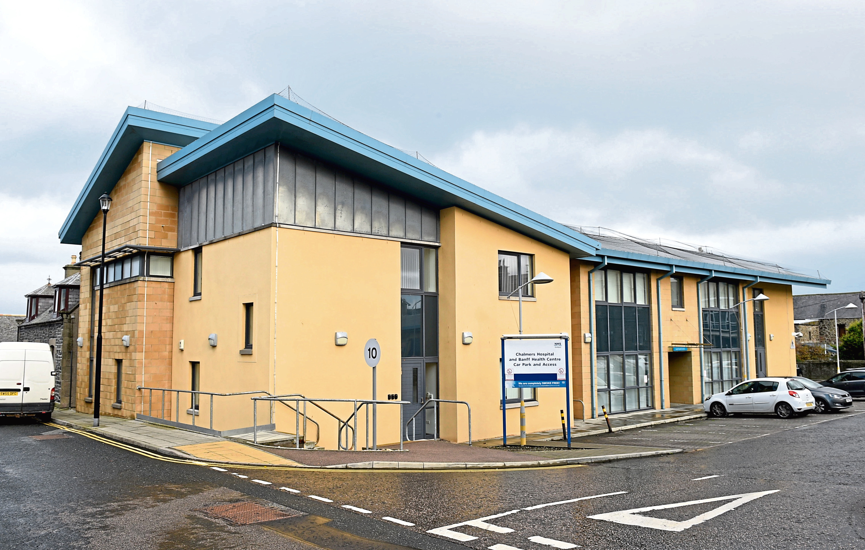 The Banff Health Centre / Deveron Medical Practice, Banff.