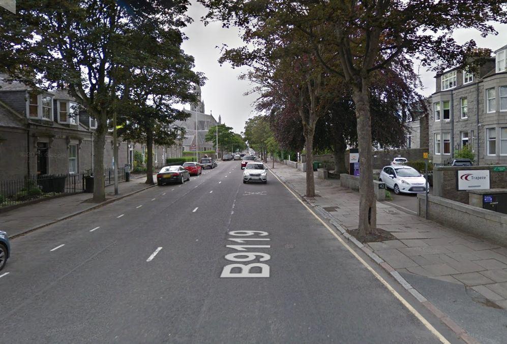 Carden Place, Aberdeen