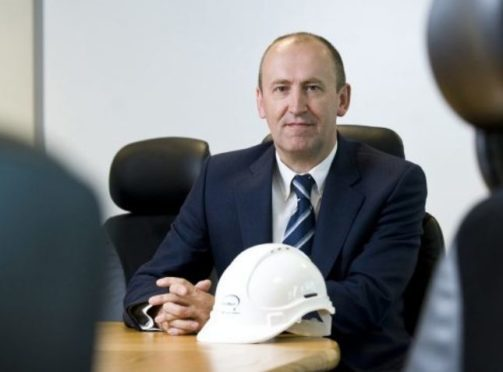 Doug Duguid, chief executive of EnerMech