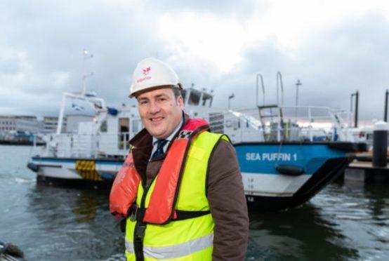 MSP Paul Wheelhouse