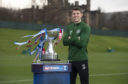 Celtic's Ryan Christie looks ahead to the Betfred Cup final against Aberdeen tomorrow