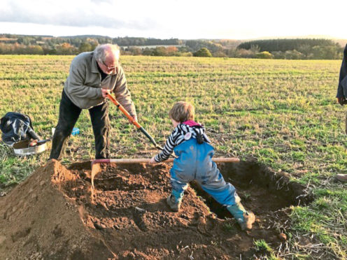 It is hoped the dig will unveil the history of the land surrounding the River Dee