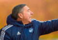 Peterhead's manager Jim McInally. Picture by DARRELL BENNS.