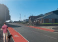 Designs for a proposed Craigshaw Drive cycleway are now online