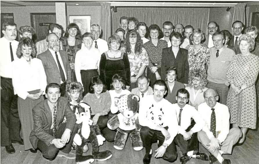 1990: The Palm Court Hotel held a disco raising £1,200 for the Children on Need Appeal