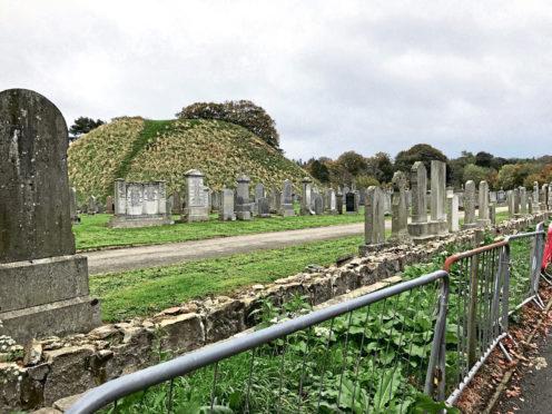 Bass Cemetery, Inverurie