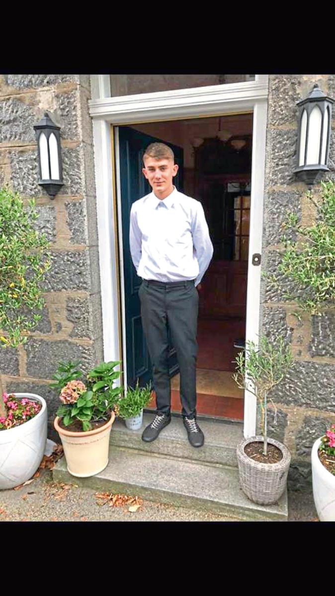 Liam Smith, 16.