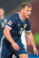 Ryan Fraser in action for Scotland against Israel.