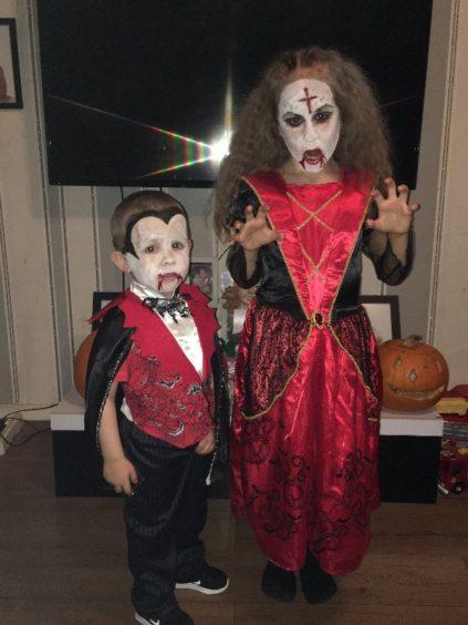 Alexis and Lucas Shirran