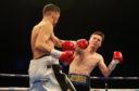John Docherty lands a knock-out blow.