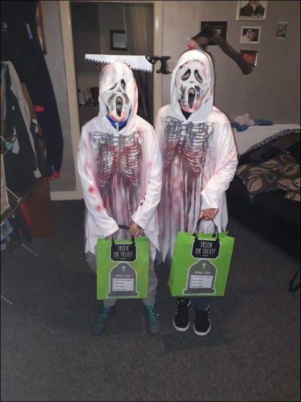 Kyle and Logan Stuart