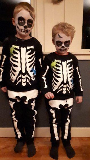 Logan and Rhys